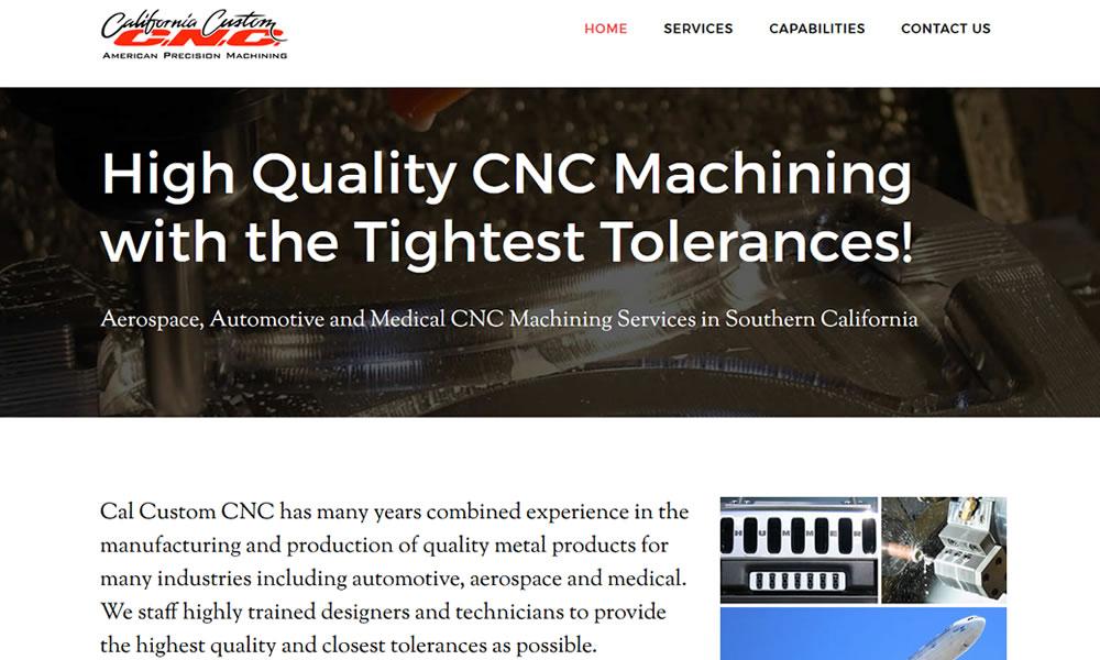 Cal Custom CNC