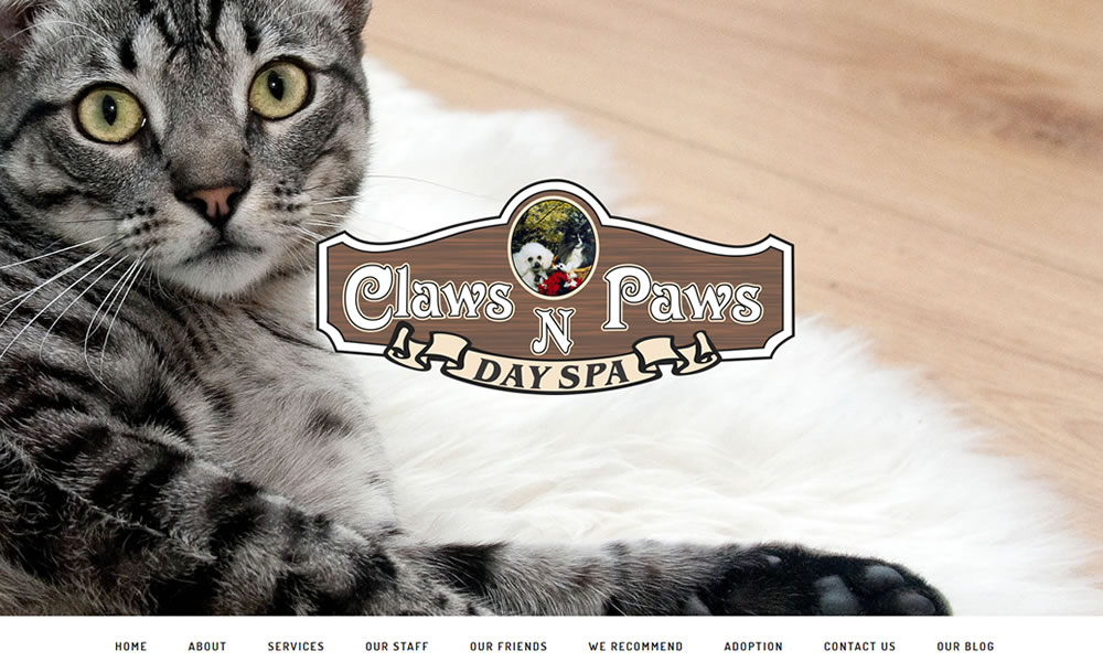 Claws N Paws Day Spa